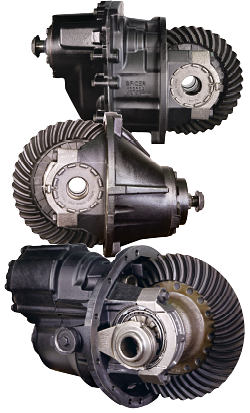 Rockwell Truck-Differential-Carriers